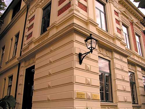 Alfa Malermester fasade