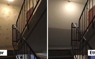 Rehabilitering av trappeoppganger i Oslo og Akershus