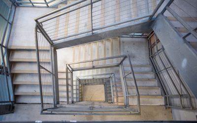 Oppussing av 36 stk. trappeoppganger I Dælenga borettslag